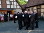 2014-06-18 Weinfest Tauberzell - Weinhoheiten und Bürgermeisterchor